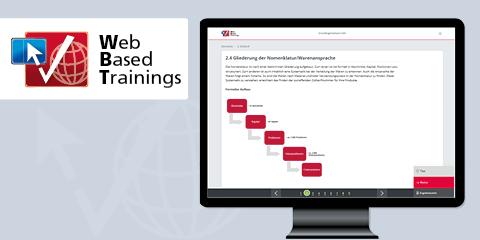Web Based Training: Grundlagenwissen Zoll